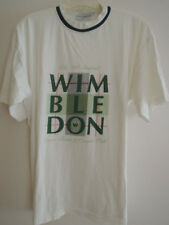 T Shirt Size L Wimbledon Lawn and Tennis Croquet Club Souvenir Nwot