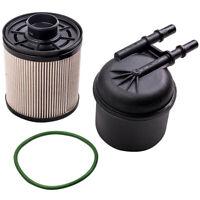 Powerstroke Diesel Fuel Filter Kit For Ford Motorcraft Truck 2011 2012-2015 6.7L