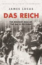 Das Reich: The Military Role of the 2nd SS Division (Cassell Military Classics),