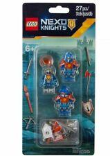 NEW 3 LEGO Nexo Knights Minifigures - Accessory Set 853676
