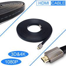 PREMIUM HDMI 2.0 CABLE 50FT 3D 4K 1080P Fr HDTV DVD Player Projector Set-top Box