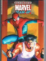 Ultimate Marvel Team-Up by Bendis Cho Allred Mahfood Maleev & more HC 2002 OOP