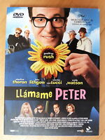 DVD Llamame Peter,Charlize Theron