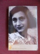 Anne Frank The Diary of a Young Girl 200 Penguin Ex Library Paperback Book g