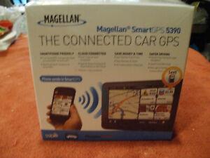 "Magellan  5390  Smart car GPS - 5""  NEW GARMIN, COBRA ,GPS map track"
