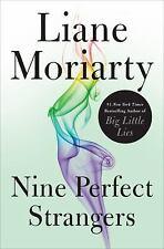 Nine Perfect Strangers Hardcover Liane Moriarty