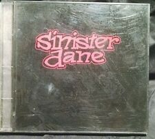 Sinister Dane S/T CD US 1994 [Special Limited Edition Black Case Package]