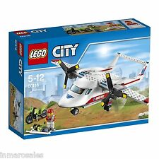 Lego 60116 Avión Médico Leg-60116