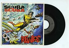 45 RPM SP THE REVILLOS SCUBA SCUBA