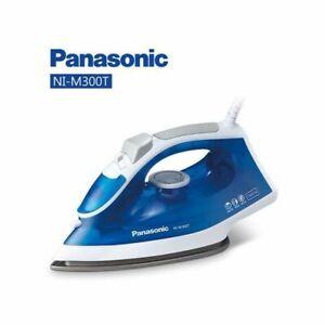 Panasonic 220 Volt NI-M300T Steam Iron Non-Stick Titanium-Coated Soleplate 220V