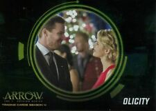 Arrow Season 4 Foil Olicity Chase Card OF3
