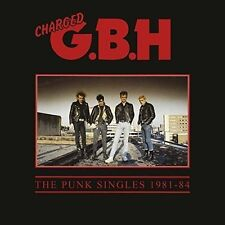 GBH - Punk Singles 1981-1984 [New CD] UK - Import