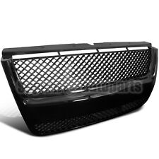 2007-2010 Ford Explorer Sport Trac Front Hood Grill Mesh Grille Black