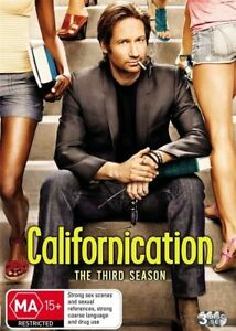 Californication : Season 3 : NEW DVD
