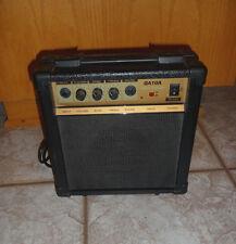 Daphon Portable Guitar Amplifier GA10A 10W 40Db (Black)