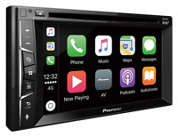 "Pioneer AVH-Z3000DAB 6.2"" Double Din USB Bluetooth Apple CarPlay Free DAB Aerial"