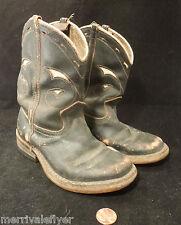 Cowboy boots Vintage BILTRITE 1950's Western Kids Boys Fancy Western Decoration