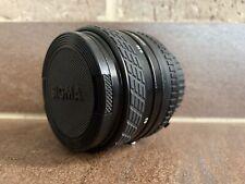 Sigma Mini-Wide II 1:2.8 28mm Multicoated Prime Lens For Nikon AIS Mount CLEAN