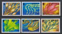 Jersey - 2009, Seaweed, Marine Life, 7th series set - MNH - SG 1444/9