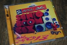 "AVICII & FEENIXPAWL ""SONIC BOOMBOX 2013"" MIXED DOUBLE CD / ONELOVE - OMGLP054"