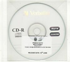 (GT778) Prince Fatty,  Milk N Honey - DJ CD