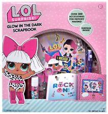 LOL Surprise Glow-in-the-Dark Scrapbook