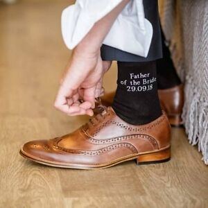Father of the bride socks, Special socks for a special walk, Father, Dad gift,