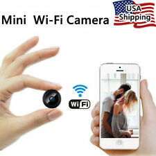 Mini IP Camera Wireless Wi-fi IP Home Security HD 1080P DVR Night Vision Remote