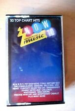 NOW THAT'S WHAT I CALL MUSIC 10 CASSETTE DOUBLE ALBUM ~~ PLAY TESTED