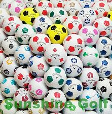 12 Mint Callaway Chrome Soft Truvis Mix Aaaaa Used Golf Balls Free Shipping