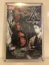 Topps Comics X-Files Vol 3 SIGNED WITH COA!!! Graphic Novel