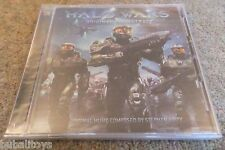 Stephen Rippy - Halo Wars 2009 Video Game Soundtrack CD NEW SEALED! XBOX 360