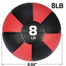 Fitness Weighted Durable Rubber Muscle Driver Sport Gym Medicine Exercise Ball