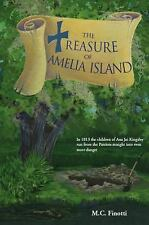 Florida Historical Fiction for Youth: The Treasure of Amelia Island by M. C....