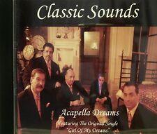CLASSIC SOUNDS 'Acapella Dreams' - 14 tracks