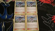 Pokemon Trainer Supporter Psychic's Third Eye x4 108/122 XY Breakpoint Playset