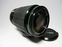 Hanimex HMC 70-210mm f4-5.6 Compact Zoom Lens for Canon FD or DSLR