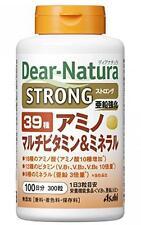 Dear Natura 39 strong  amino multi-vitamin & mineral 300  Japan