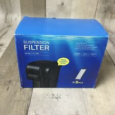 Up To 30 Gallon Aquarium Suspension Filter Waterfall With Fresh And Marine Fish
