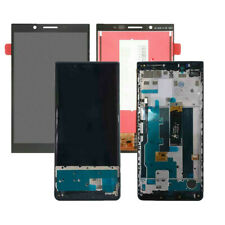 For BlackBerry Key 2 BBF100 / Key 2 le BBE100 LCD Digitizer Touch Screen + Frame