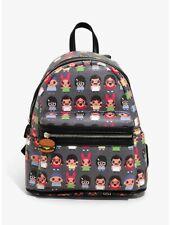 Bob's Burgers Chibi Print Mini Backpack RARE - Exclusive NWT