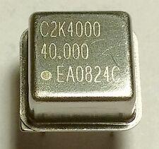 10pcs 40Mhz 5V Crystal Oscillator Clock Half Size DIP-8 40000Khz 40.000MHZ 4 pin