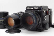 [Exc+++++] Mamiya RZ67 Pro II Medium Format + 65mm,110mm,250mm From Japan #224
