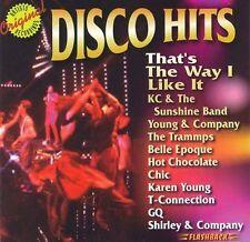 Disco Hits: Thats the Way I Like It CD