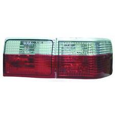 Coppia fari fanali posteriori TUNING AUDI 80, 86-91 AVANT cristal rosso bianco
