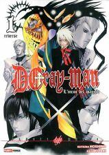 PM2378 - Planet Manga - D Gray Man 1 Reverse Light Novel - Nuovo !!!
