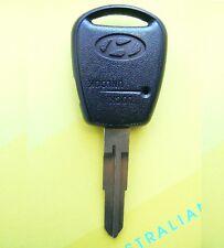 Hyundai iLoad iMax Getz Accent 1 button remote key case shell replacement