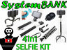 Selfie KIT 4in1 Monopode Trépied SAMSUNG GALAXY S3 S4 S5 MINI TREND 2 S DUOS 2
