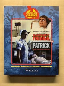 Patrick Double Pack (Blu-ray, 1978 + 2013)