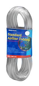 PENN PLAX Standard Airline Tubing Air Pump Accessories, 25-Feet